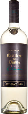 Casillero del Diablo Devil's Collection White Reserva, Casablanca Valley