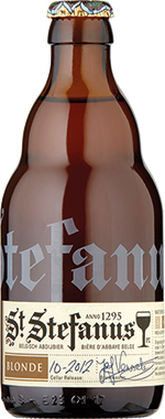 St Stefanus Blonde, NRB 330 ml x 12