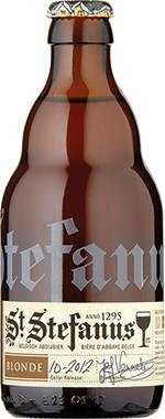 St Stefanus Blonde 330 ml x 12