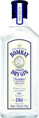 Bombay Dry 37.5% ABV