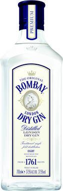 Bombay Dry 37.5% ABV 70cl