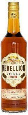 Rebellion Spiced Rum 70cl
