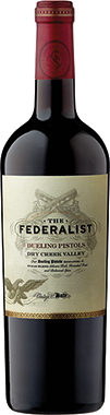 The Federalist Dueling Pistols Zinfandel-Syrah, Dry Creek Valley