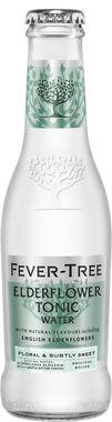 Fever Tree Elderflower, NRB 200 ml x 24