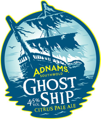 Ghost Ship, Cask (MCW Only) 9 gal x 1