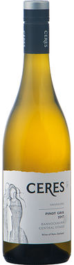Ceres Swansong Vineyard Pinot Gris, Central Otago