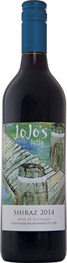 Jojo's Jetty Shiraz, Colo River