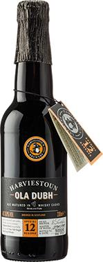 Harviestoun Ola Dubh 12 Year Old 330 ml x 12