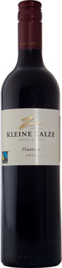 Kleine Zalze Cellar Selection Pinotage Fairtrade, South Africa