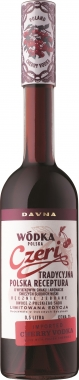 Davna Czeri Vodka 38% 50cl