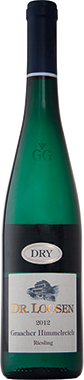 Graacher Himmelreich Dry Riesling Mosel, Dr Loosen