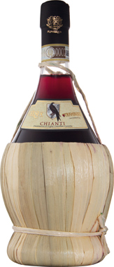 Chianti, Celsus, Trambusti (wicker flask)