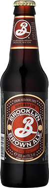 Brooklyn Brown Ale, NRB 355 ml x 24