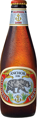Anchor California Lager NRB 355 ml x 24