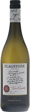 Flagstone Two Roads Chardonnay, South Africa