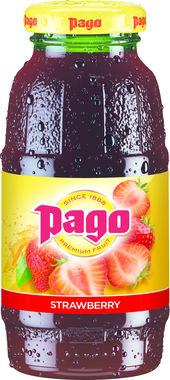 Pago Strawberry 200ml x 12