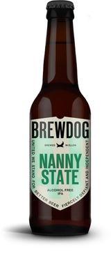 Brewdog Nanny State. NRB