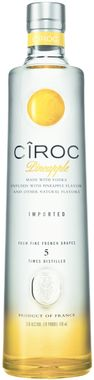Ciroc Pineapple Flavoured Vodka