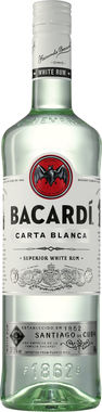 Bacardi Carta Blanca Minatures