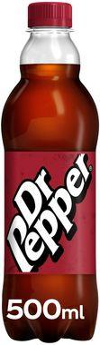 Dr Pepper, PET 500 ml x 12