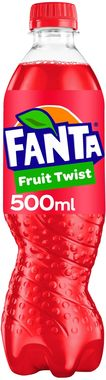 Fanta Fruit Twist PET 500 ml x 12