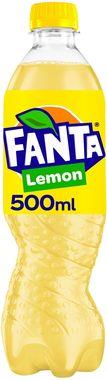 Fanta Lemon PET 500 ml x 12