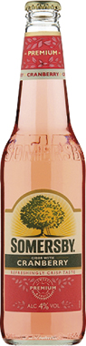 Somersby Cider with Cranberry 500 ml x 8