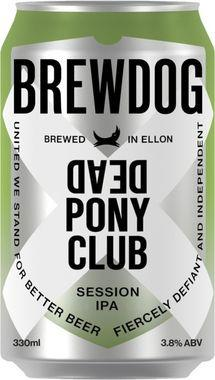 Brewdog Dead Pony Club, Can 330 ml x 24