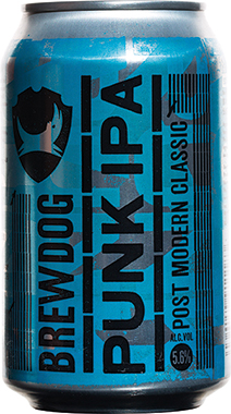 Brewdog Punk IPA, Can