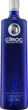 Ciroc Eclipse Snap Frost Vodka 1.75lt