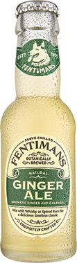 Fentimans Ginger Ale, NRB 125 ml x 24