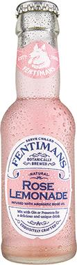 Fentimans Rose Lemonade, NRB 125 ml x 24