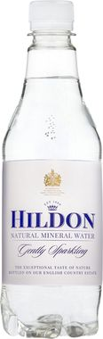 Hildon Sparkling Natural Mineral Water, PET