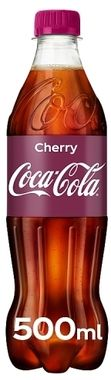 Cherry Coke PET 500 ml x 12