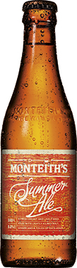 Monteiths Summer Ale 330 ml x 24
