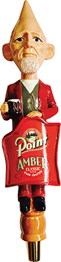 Point Amber Lager, American Craft Beer Keg 30 lt x 1