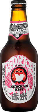 Hitachino Nest Red Rice Ale NRB 330 ml x 24