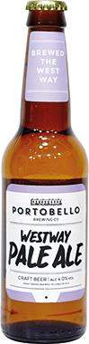 Portobello Westways Pale Ale 330 ml x 24