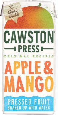 Cawston Press Apple & Mango, Carton 200ml x 18
