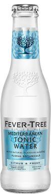 Fever Tree Mediterranean Tonic, NRB 200 ml x 24