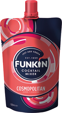 Funkin Cosmopolitan Cocktail Mixer 100ml