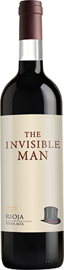 The Invisible Man Tempranillo, Rioja Alta, Casa Rojo