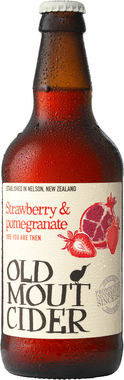 Old Mout Strawberry and Pommegranate 500 ml x 12
