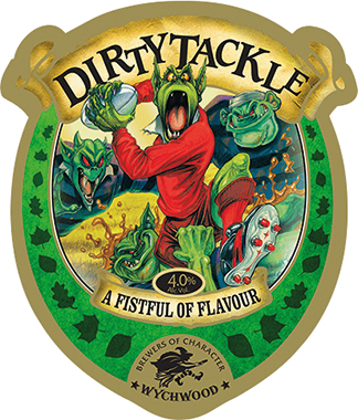 Wychwood Dirty Tackle, Cask 9 gal x 1