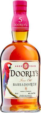 Doorlys Rum 5 YO