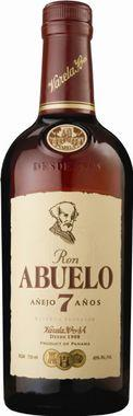 Ron Abuelo 7 Year Old Rum 70cl