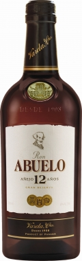 Ron Abuelo 12 Year Old 70cl