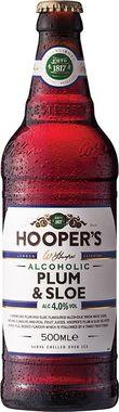 Hooper's Plum & Sloe 500 ml x 12
