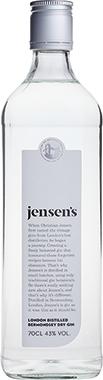 Jensens Bermondsey Dry Gin