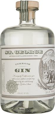 St. George Terroir Gin 70cl